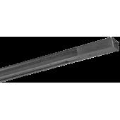 PTR 1M-BL Шинопровод чёрный 1м  Jazzway
