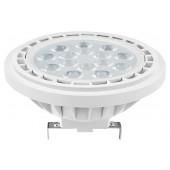 Светодиодная лампа PLED-AR111  15w 3000K 1200Lm G53185-265V  Jazzway