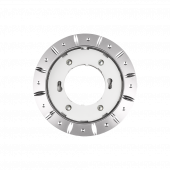 PGX53d светильник AL31-Chrome  Jazzway