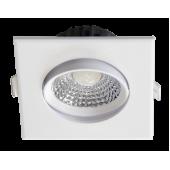 Светильник PSP-S   9044 7W White 3000K 38° квадр/поворот IP40 Jazzway