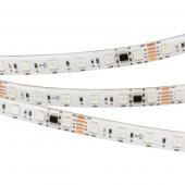 Светодиодная лента DMX-5000SE-5060-60 24V Cx6 RGB (12mm, 14.4W/m, IP65)