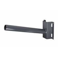 Кронштейн на столб для PSL D60*1.5-GR серый под бандажную ленту Jazzway 5028203