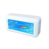 Контроллер RF (3 зоны) RGB, 12V/144W, 24V/288W, 4A*3ch, белый
