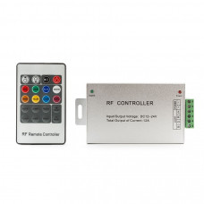 Контроллер LC46  с радио пультом, 12V/144W, 24V/288W, 4А*3ch Led-Crystal LC46