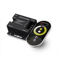 Контроллер LC35  с сенсорным пультом,  MIX-CCT touch,12V/144W, 24V/288W, 6А*2ch