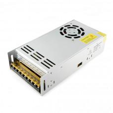 Источник питания 220/12В, 360Вт, IP20 с вентилятором Led-Crystal LB 360-12