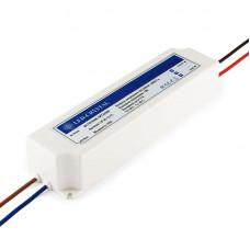 Источник питания 220/12В, 75Вт, IP67, пластик Led-Crystal LB 75-12-PL