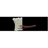 Коннектор для ленты SWG 2pin-10mm30mm-1