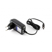 Источник питания (адаптер) 24W/12V, 2А, IP20, черный