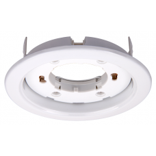 Светильник встраиваемый PGX53 PL 10217. 1 (пластик белый) 102*17мм   Jazzway