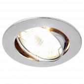 Встраиваемый светильник Ambrella light Classic 104S CH