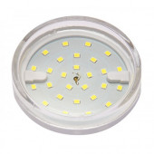 Светодиодная лампа PLED- ECO-GX53  6w  3000K FROST460Lm  Jazzway