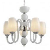 Подвесная люстра Arte Lamp 96 A1404LM-5WH