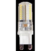Светодиодная лампа PLED-G9/BL2  5w  2700K 300Lm 220V/50Hz  Jazzway