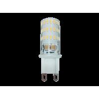 Светодиодная лампа PLED-G9  5w  2700K 320Lm 175-240V (пластик d16*50мм) Jazzway