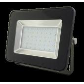Светодиодный прожектор PFL- C-  20w  6500K IP65 (с рамкой)  Jazzway