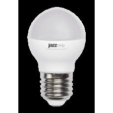 Cветодиодная лампа PLED-SP G45  7w 5000K 560 Lm E27 230/50  Jazzway