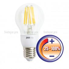 Диммируемая светодиодная лампа PLED- DIM A60 OMNI 8W 2700K 720Lm E27 230В/50Гц  Jazzway