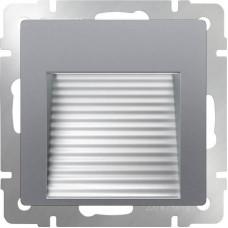 Встраиваемая LED подсветка Werkel серебряный WL06-BL-02-LED 4690389143755 Werkel 4690389143755