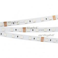 Светодиодная лента RT 2-5000 24V RGB 2x (5060, 300 LED, LUX) Arlight 010367