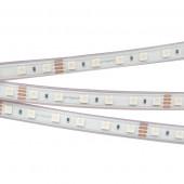 Светодиодная лента RTW 2-5000P 24V RGB 2X (5060, 300 LED, LUX)