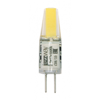 PLED-G4 COB  2.5w 200Lm 3000K12В (силикон 10*39мм) (LED dri