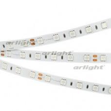 Светодиодная лента RT 2-5000 24V Green 2x (5060, 300 LED, LUX) Arlight 008818