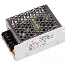 Блок питания HTS-25M-5 (5V, 5A, 25W)