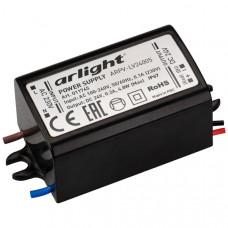Блок питания ARPV-LV24005 (24V, 0.2A, 5W) Arlight 011745