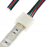 Коннектор с проводом RGB для светодиодной ленты LR26