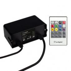 Контроллер LN-RF20B-W (12/24V,144/288W, ПДУ 20кн) Arlight 015070