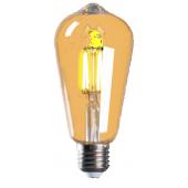 Cветодиодная лампа PLED ST64 GOLD 4w 2700Lm 360Lm E27