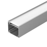 Алюминиевый профиль BOX60-SIDE-2000 ANOD