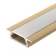 Алюминиевый профиль MIC-F-2000 ANOD Champan