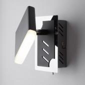 Настенный светильник Eurosvet 20000/1 черный