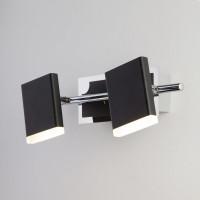 Настенный светильник Eurosvet 20000/2 черный