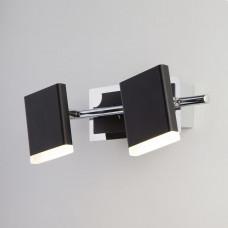 Настенный светильник Eurosvet 20000/2 черный Eurosvet 20000/2 черный