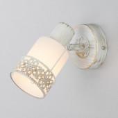 Настенный светильник Eurosvet 20025/1 белый с золотом