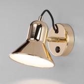 Настенный светильник Eurosvet 20082/1 золото