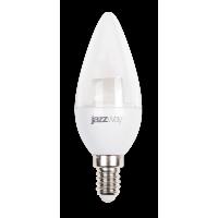 Cветодиодная лампа PLED- SP CLEAR C37 7w CL 4000K 540 Lm E14Jazzway