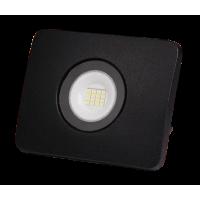 Светодиодный прожектор PFL- D2 10w 6500K black IP65 Jazzway