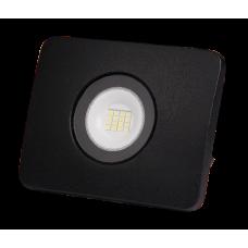 PFL- D2 10w 6500K black IP65 Jazzway