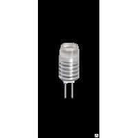 PLED-G4  1.5w  3000K 1220 12В AC/DC  Jazzway (ШК 2071473968