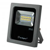Светодиодный прожектор AR-FLG-FLAT-10W-220V White