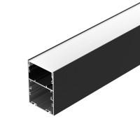 Алюминиевый профиль ARH-LINE-6085-2000 BLACK