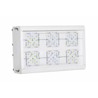 Cветодиодный светильник SVF-01-400 IP65 4000K MT