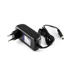 Источник питания (адаптер) 36W/12V, 3А, IP20, черный  Led-Crystal LB 36-12А