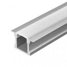 Профиль с экраном ALU-SLIM-H15-F-2000 ANOD+FROST Arlight 018243