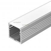 Профиль с экраном ALU-POWER-W35S-2000 ANOD+FROST (arlight, Алюминий)