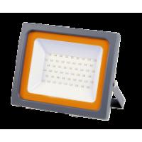 Светодиодный прожектор PFL -SC-  50 ватт  6500K IP65 (матовое стекло) Jazzway